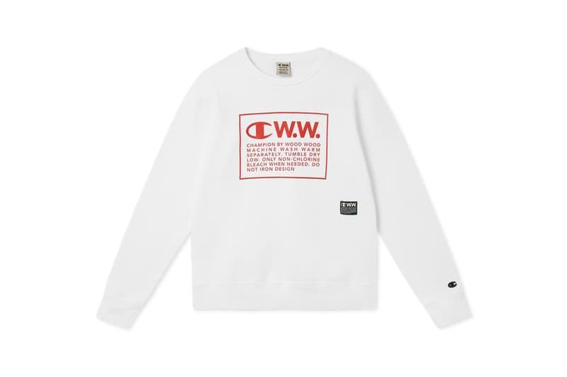 Wood Wood Champion Fall Winter 2018 FW18 Release Information First Look Exclusive Details Sportswear Copenhagen