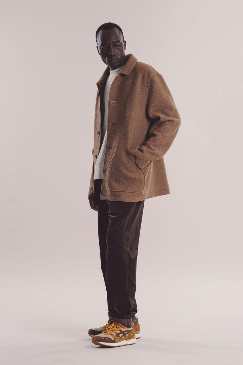YMC Pre Spring 2019 Collection Details Lookbook Cop Purchase Buy Fashion Clothing Release Date Final Drop Pinkley 2 Jacket Chunky Italian Corduroy Charcoal Grey Sandy Beige Groundhog Rich Poppy Red
