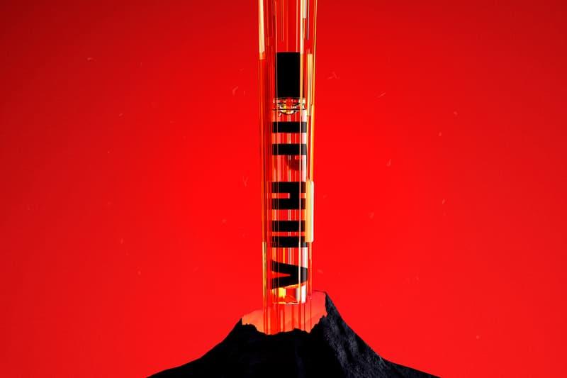 Yohji Yamamoto Perfume Parfums Clear Bottle Minimalistic