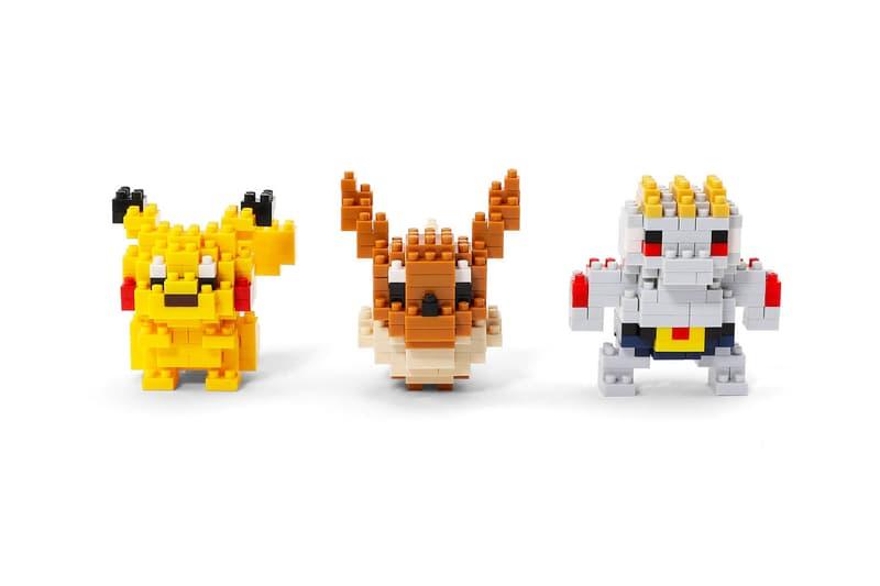 ZOZOTOWN Pokémon Let's Go Pikachu Eevee Capsule Collection Release info Date Hoodie T shirt short long sleeve cap hat nanoblock pins
