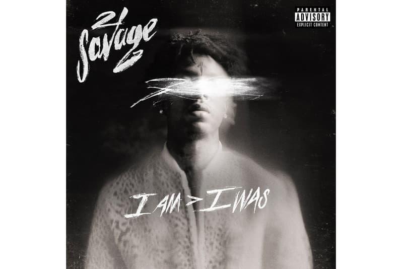 21 Savage 'I Am > I Was' Album Stream Childish Gambino J. Cole, and More