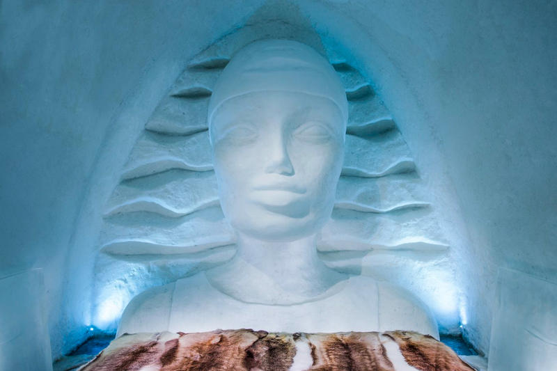 29th ICEHOTEL sweden images photos hotel ice 2018 december rates rooms location