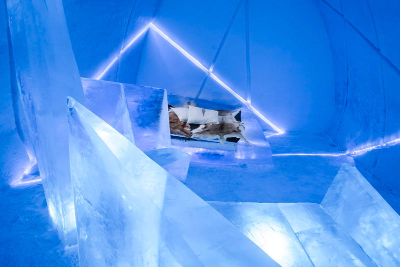 29th ICEHOTEL in Sweden