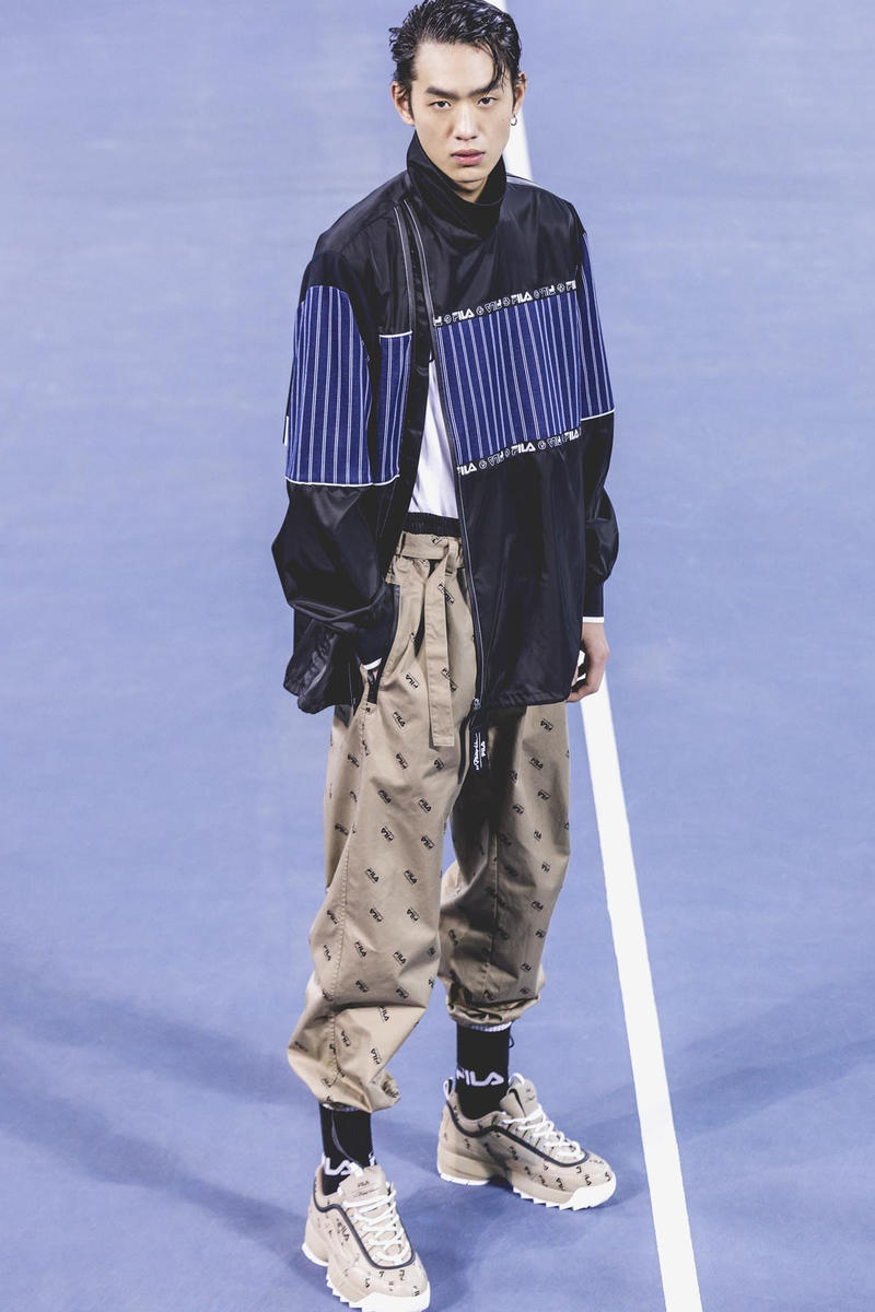 3.1 Phillip Lim x FILA Lookbook & Release Info