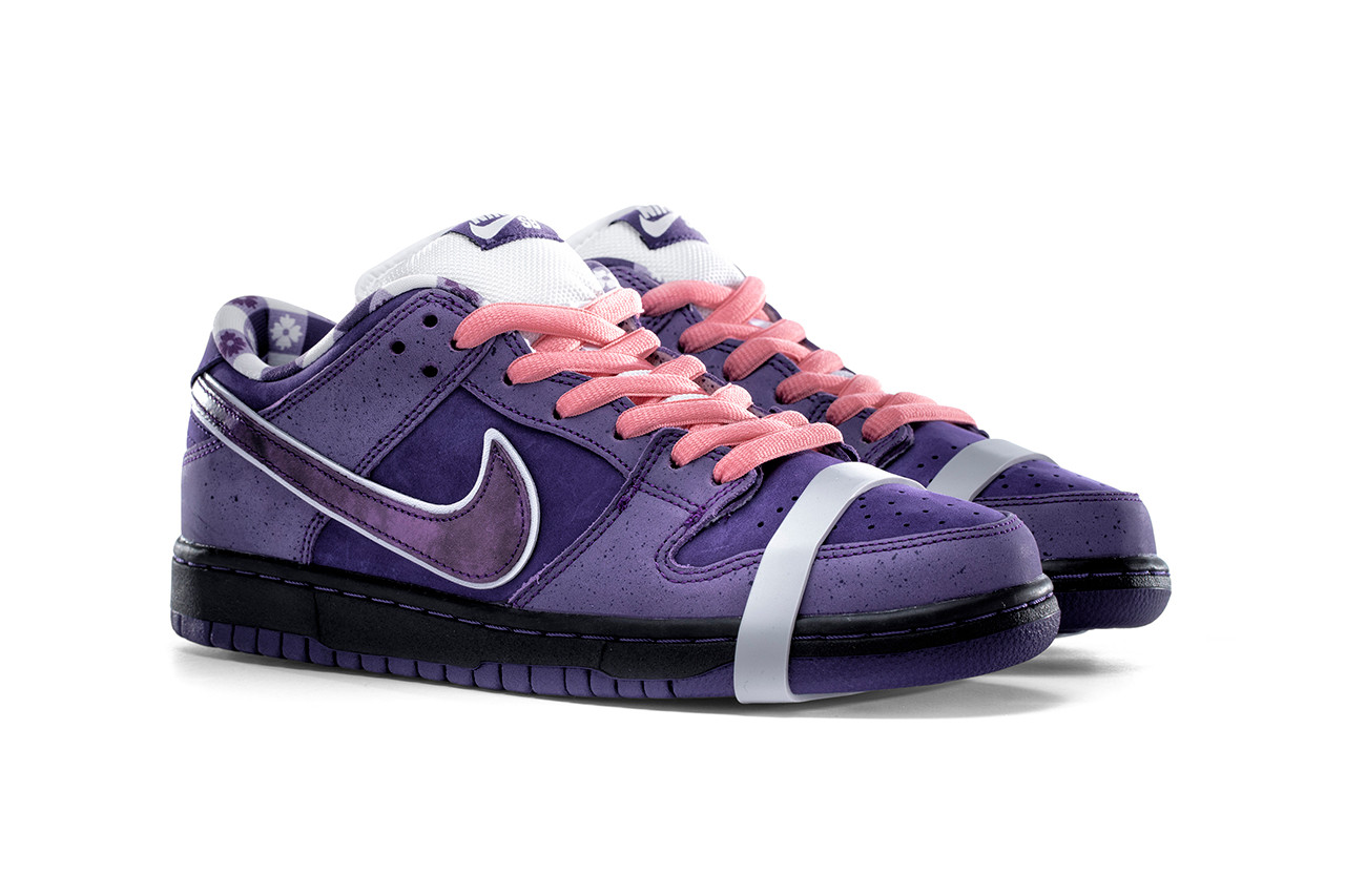 buy popular 6f33c e89a7 Concepts Nike SB Dunk Low Purple Lobster Closer Look Cop Purchase Buy  Release Date Details Coming