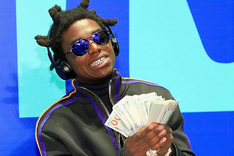 kodak black dying to live number 1 album billboard 89,000 albums sold stream numbers first