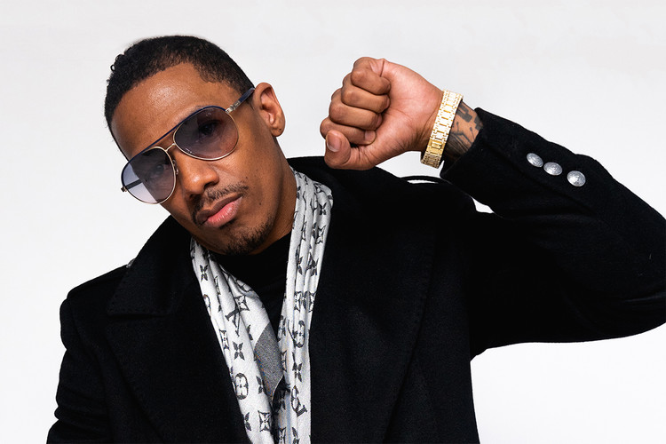 8554f92d7c17 Nick Cannon Stresses the Importance of Comedy When Tackling Difficult Topics