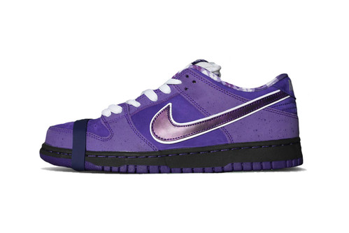 "Concepts x Nike SB Dunk Low ""Purple Lobster"