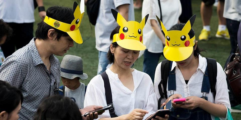 'Pokémon Go' Is Now Worth Almost $4 Billion USD - HYPEBEAST