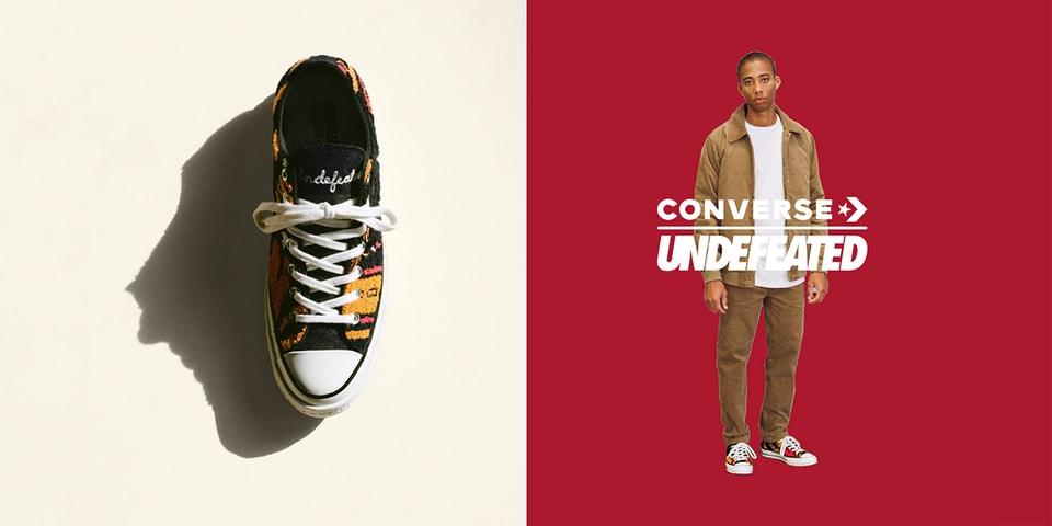 Undefeated x Converse Chuck  70 Ox Varsity Jacket  2f79fa950