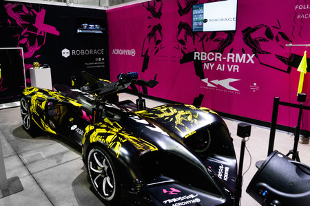ACRONYM® & Roborace Envisioned the Future of Racing at HYPEFEST