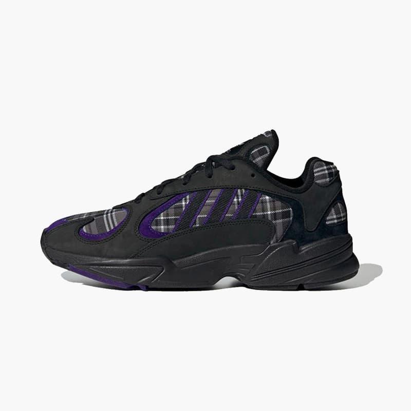 """adidas Yung-1 """"Plaid"""""""