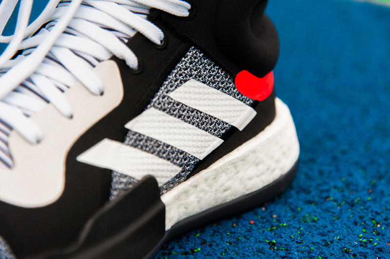 adidas Release New Basketball Sneaker Silhouettes Marquee Boost Pro Vision N3XT L3V3L NBA Brooklyn Farm