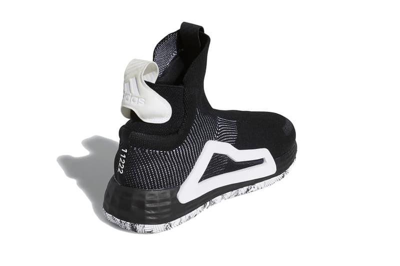 adidas n3xt l3v3l core black cloud white core black 2018 december release date footwear