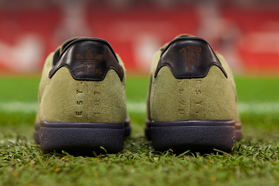 Manchester United x adidas Originals