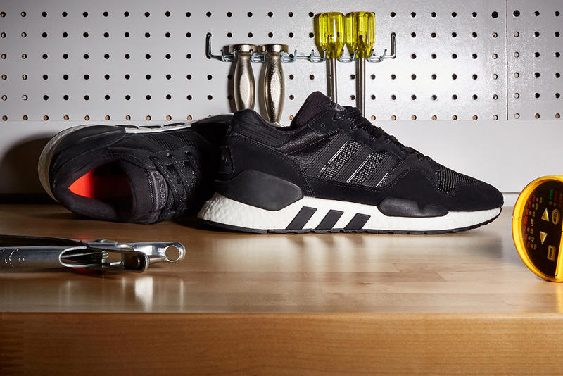 adidas Originals Triple Black Never Made Pack Release Details I-5923 ZX 4D Marathon Country Kamanda Boston Super NMD R1 Rising Star Micropacer FYW BYW ZX 930 BYT