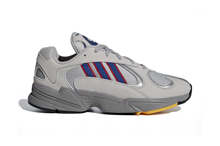 73c1be6259d0 adidas Originals  Yung-1 Gets Dressed in Shades of Grey with a Touch of.  Footwear