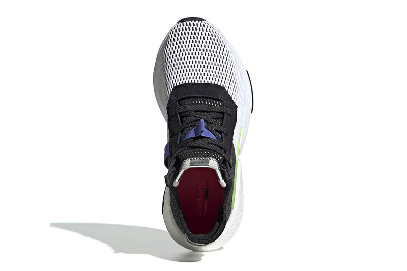 """adidas POD-S3.1 """"Core Black/Real Lilac"""" release info date price mesh upper colorway sneaker purchase online buy size"""
