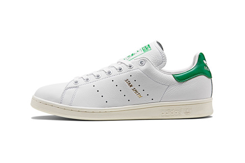 adidas Originals & Stan Smith Celebrate Lifetime Collaboration With Special-Edition Sneaker