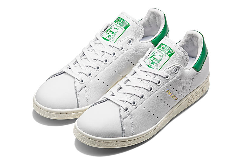 adidas Stan Smith #STANSMITHFOREVER Release Details Date Sneakers Trainers Kicks Shoes Footwear Cop Purchase Buy Originals Lifetime Collaboration