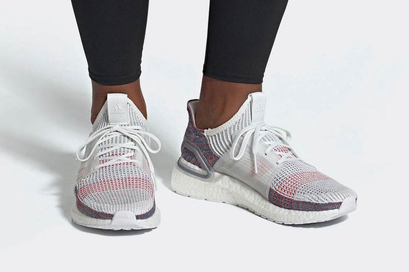 reputable site 4eb37 8bb15 adidas UltraBOOST 2019 19 Multicolor Release Info sneaker runner shoe buy  180 usd
