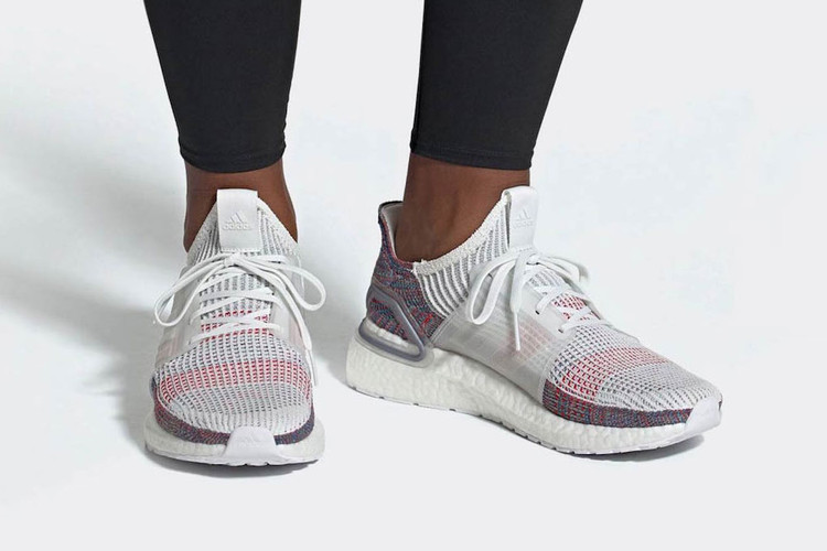 huge discount 91177 8f77d The adidas UltraBOOST 19 Appears in