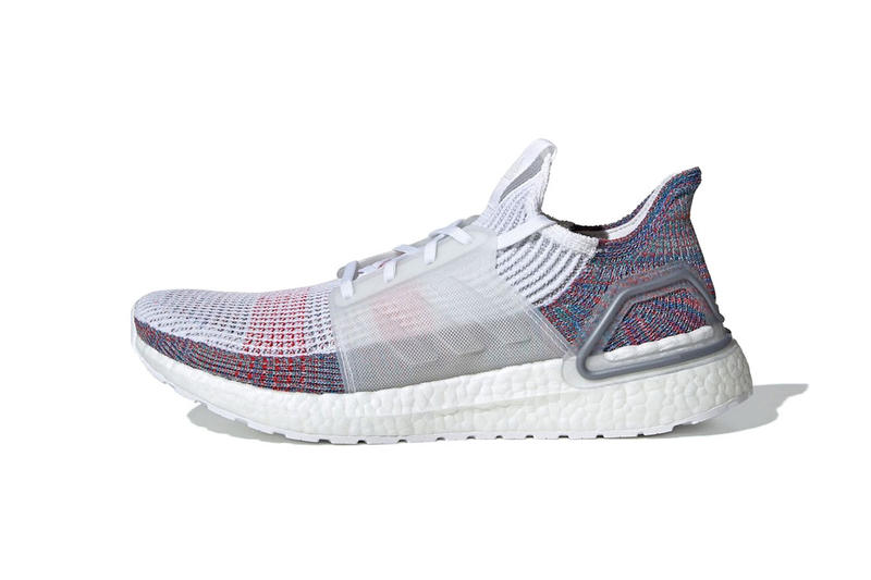 adidas UltraBOOST 2019 19 Multicolor Release Info sneaker runner shoe buy 180 usd
