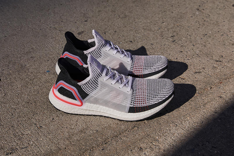 adidas Ultraboost 19 Laser Red Sneaker Info Shoes Trainers Kicks Sneakers Footwear Cop Purchase Buy First Official Closer Look Running Performance