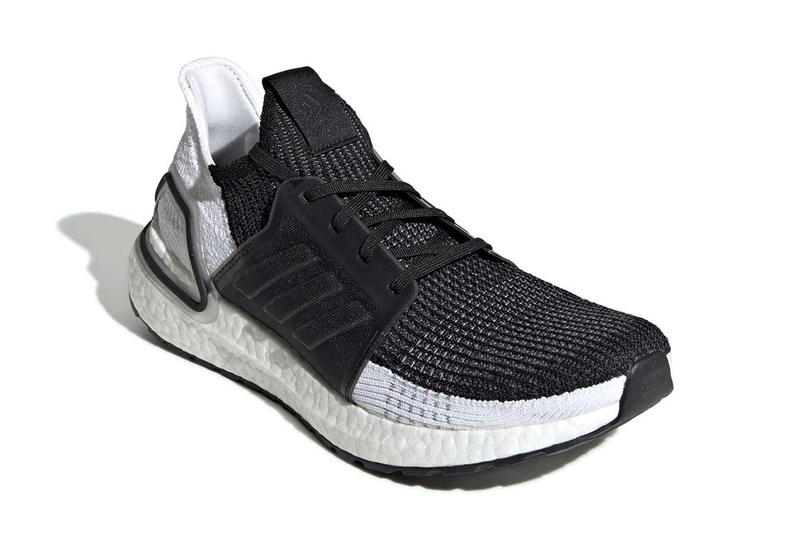 adidas ultraBOOST 19 Oreo Colorway sneakers kicks footwear oreo primeknit