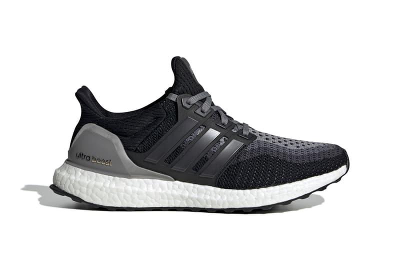 Foot Locker & Champs adidas UltraBOOST Liberty & Optical Pack  runner running shoe black white grey mint green new york city