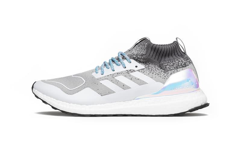 "adidas UltraBOOST Mid ""Light Granite"" Drop"
