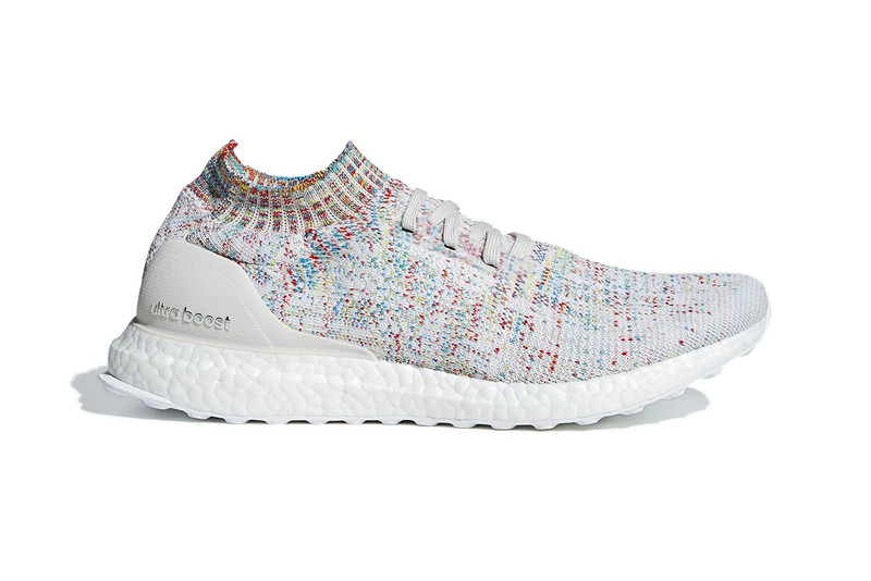 adidas UltraBOOST Uncaged Receives a Multicolor Knit Colorway