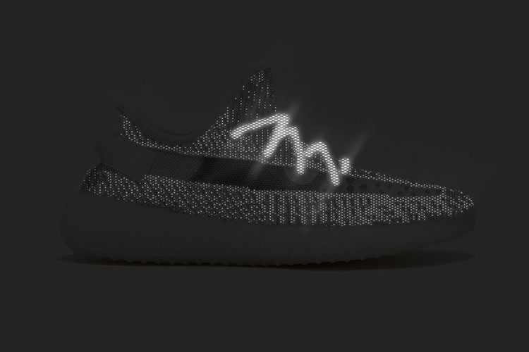3dee9e45565 The Reflective adidas YEEZY BOOST 350 v2