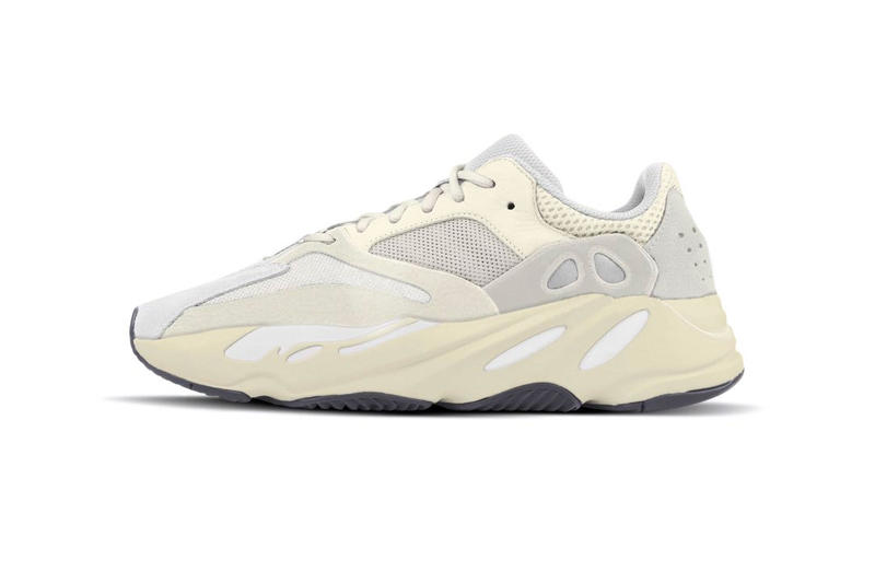 61ffcf9ee adidas YEEZY BOOST 700 Analog Spring 2019 Release Kanye West White Sail  Colorway Season 8