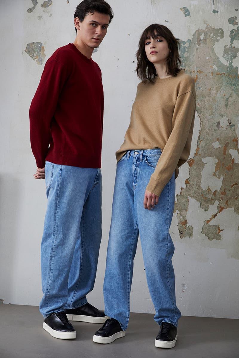 adnym atelier fall winter 2019 lookbook collection genderless season 192 men women looks stocklholm sweden