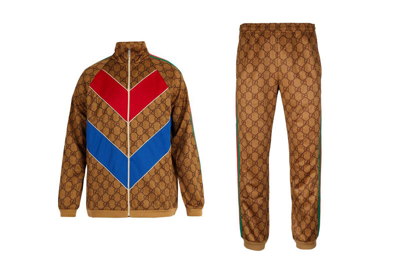 c826c85b Gucci GG Supreme Logo Tracksuit Giveaway | HYPEBEAST