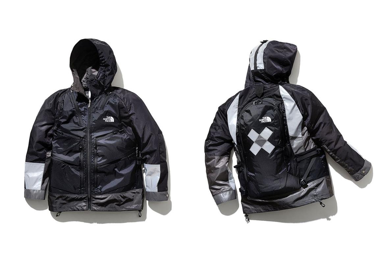 646630bb9 Junya Watanabe x The North Face Backpack Jacket   HYPEBEAST