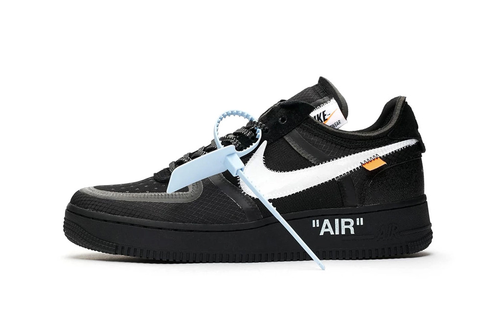 nike air force 1 low x off white
