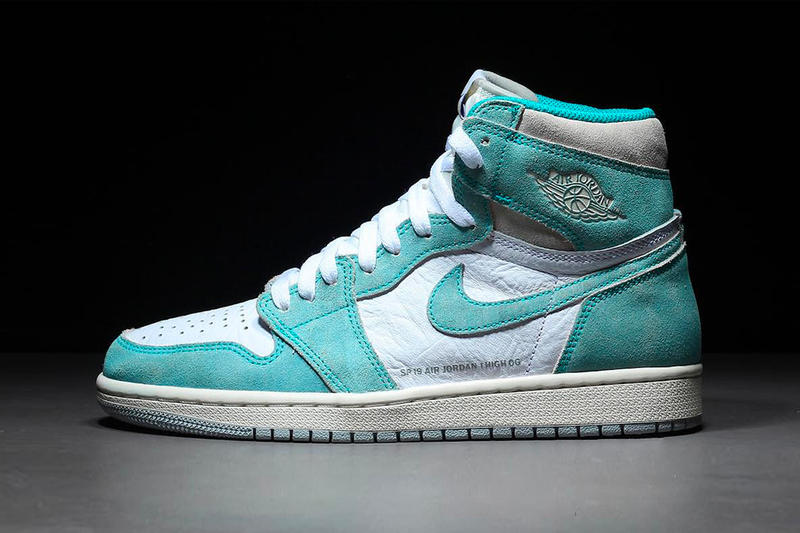 18a1b6965e3 Air Jordan 1 Turbo Green 2019 Release Info kicks footwear oldschool Chicago Nike  Air swoosh Michael