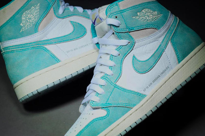 cbf3430e6230 Air Jordan 1 Turbo Green 2019 Release Info kicks footwear oldschool Chicago Nike  Air swoosh Michael