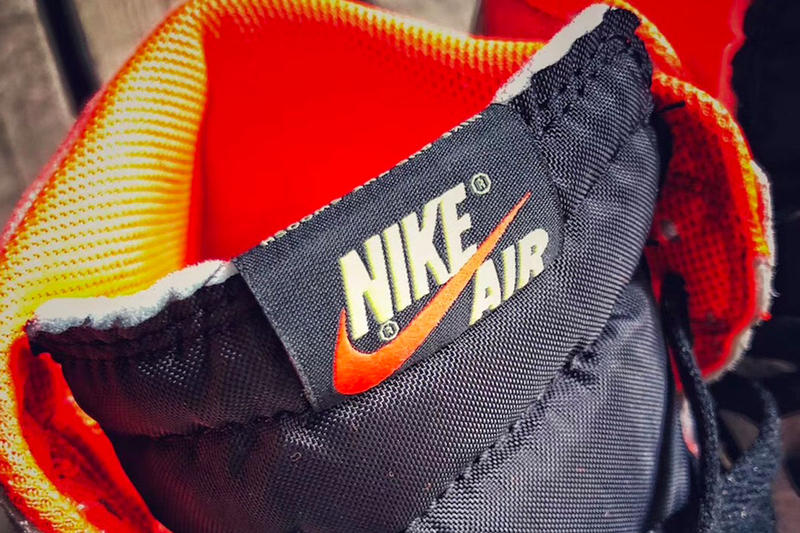 Air Jordan 1 Retro High OG Neutral Grey Detailed Look Release Info Date January 2019 sneakers shoes Neutral Grey Hyper Crimson White Black