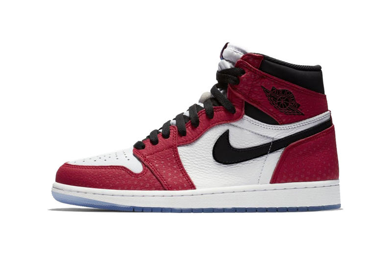 "Air Jordan 1 Retro High OG ""Origin Story"" on StockX basketball michael sports blue red whiteboard black"