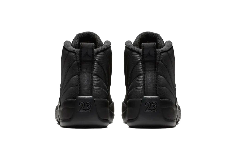 newest 2934f a2974 Air Jordan 12 Winterized Black/Anthracite Release   HYPEBEAST