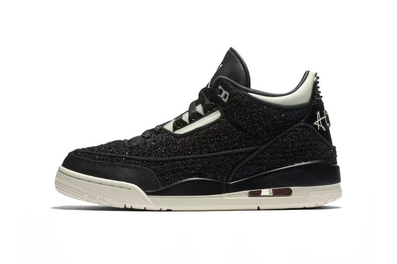 "Air Jordan 3 ""AWOK"" Giveaway Vogue Anna Wintour"