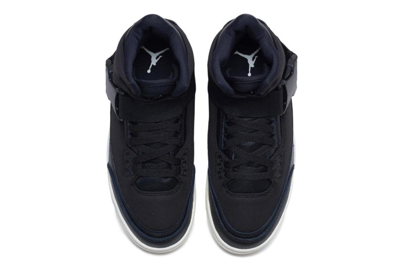 Air Jordan 3 Explorer XX Release black jordan brand womens shoe