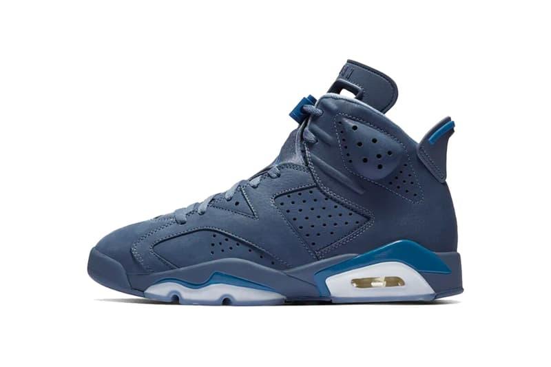 air jordan 6 diffused blue court blue 2018 december release date footwear jordan brand