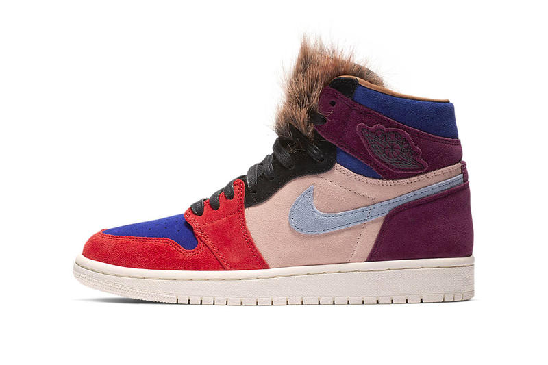 070b12dc9307 An Official Look at the Aleali May x Air Jordan 1