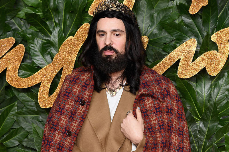 Gucci's Alessandro Michele 'Interview Magazine' interview creative director guccighost dapper dan copying bootleg design