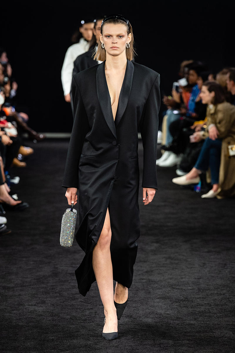 Alexander Wang Pre-Fall 2019 Runway Collection presentation new york city look style bag denim collection 2