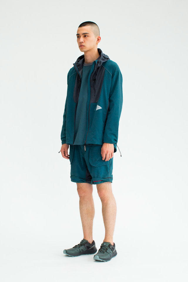 And Wander Spring/Summer 2019 Collection Lookbook SS19 fashion menswear streetwear stockists womenswear jacket outerwear